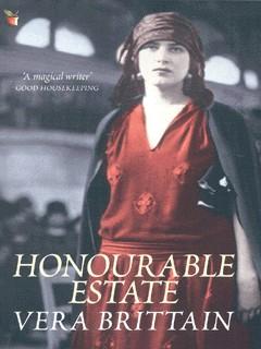 Image for Honourable estate  : a novel of transition