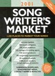 Image for 2001 songwriter's market  : 1300 places to market your songs
