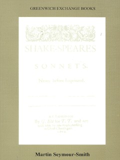 Image for Shakespeare's sonnets