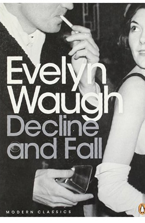 decline and fall evelyn waugh ebook decline and fall by waugh 9780141180908 brownsbfs 17187