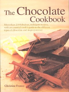 Image for The chocolate cookbook