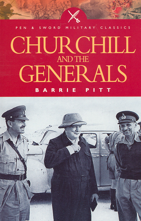 Image for Churchill and the generals
