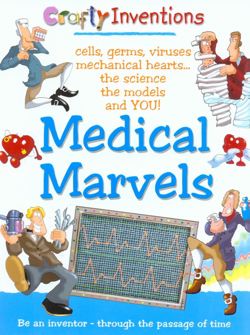 Image for Medical marvels