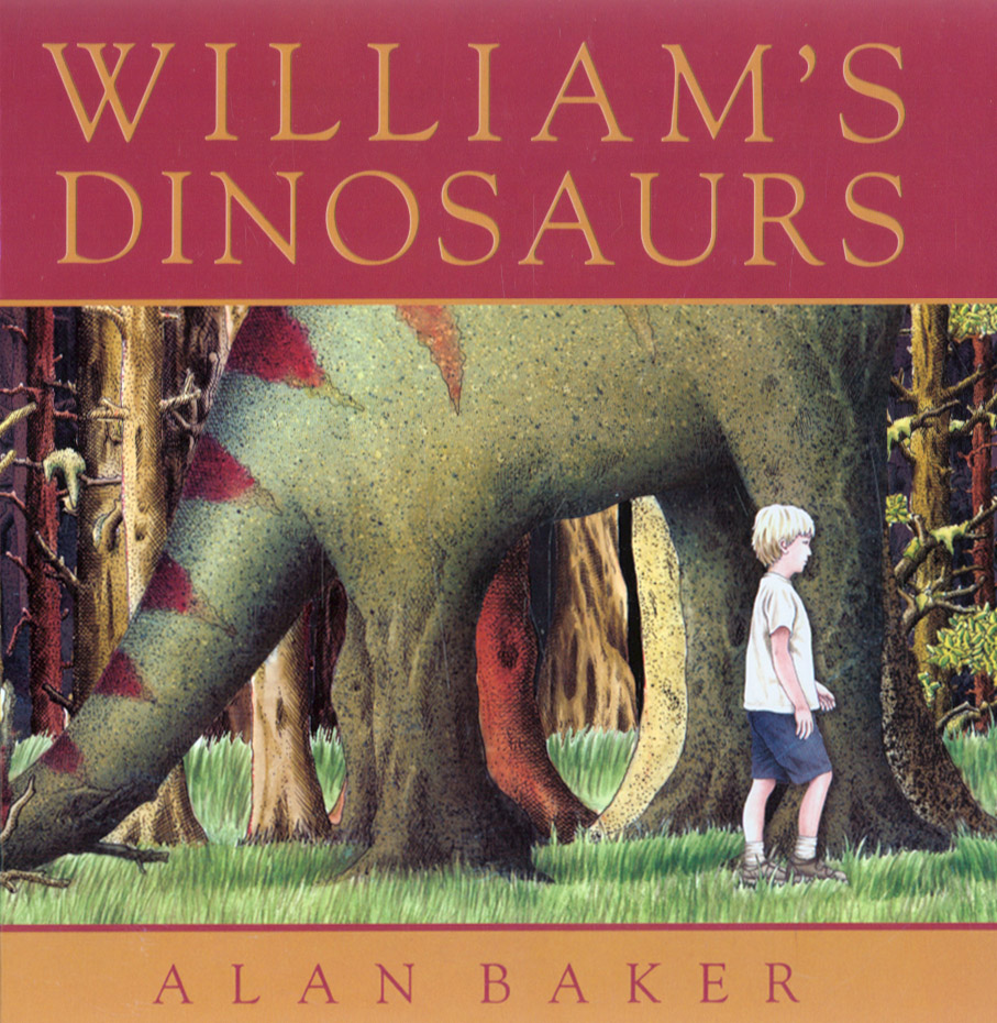 Image for William's dinosaurs