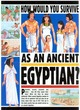Image for How would you survive as an ancient Egyptian?