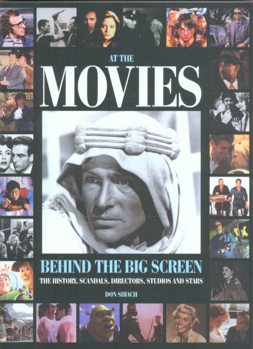Image for At the movies  : behind the big screen