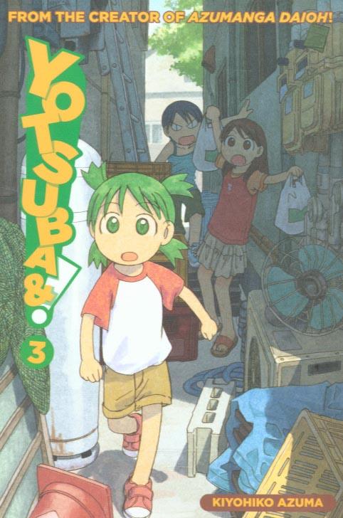 Image for Yotsuba&!3