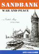 Image for Sandbank  : war and peace