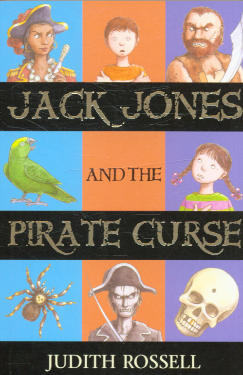Image for Jack Jones and the pirate curse