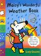 Image for Maisy's wonderful weather book  : sun, rain, snow and a pull-the-tab rainbow!