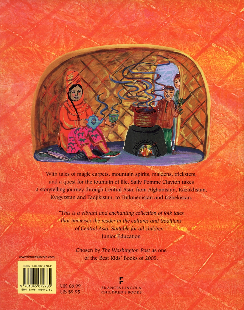 Tales told in tents : stories from Central Asia by Clayton
