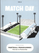 Image for Match day  : football programmes
