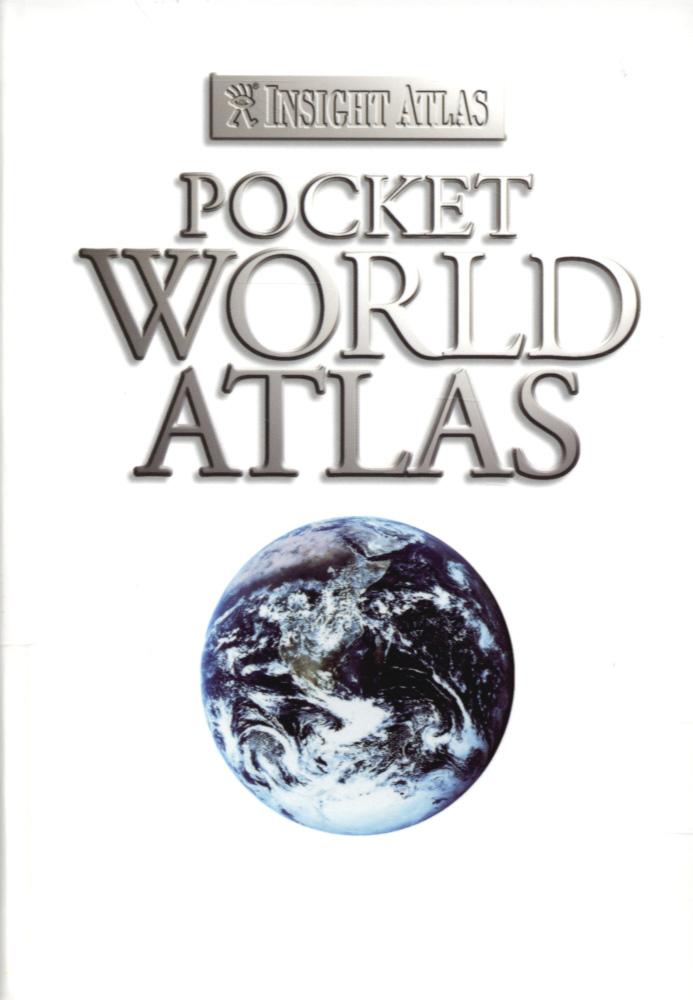 Image for Pocket world atlas
