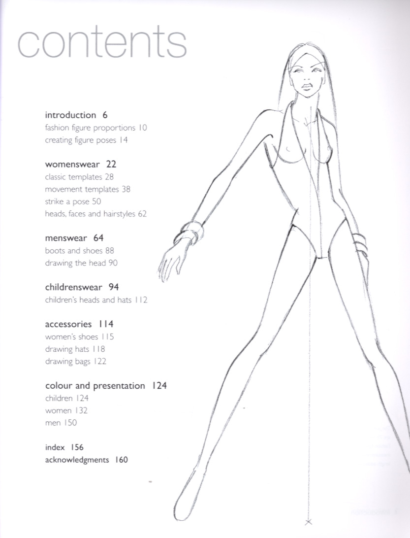 New Fashion Figure Templates By Ireland Patrick John 9780713490336