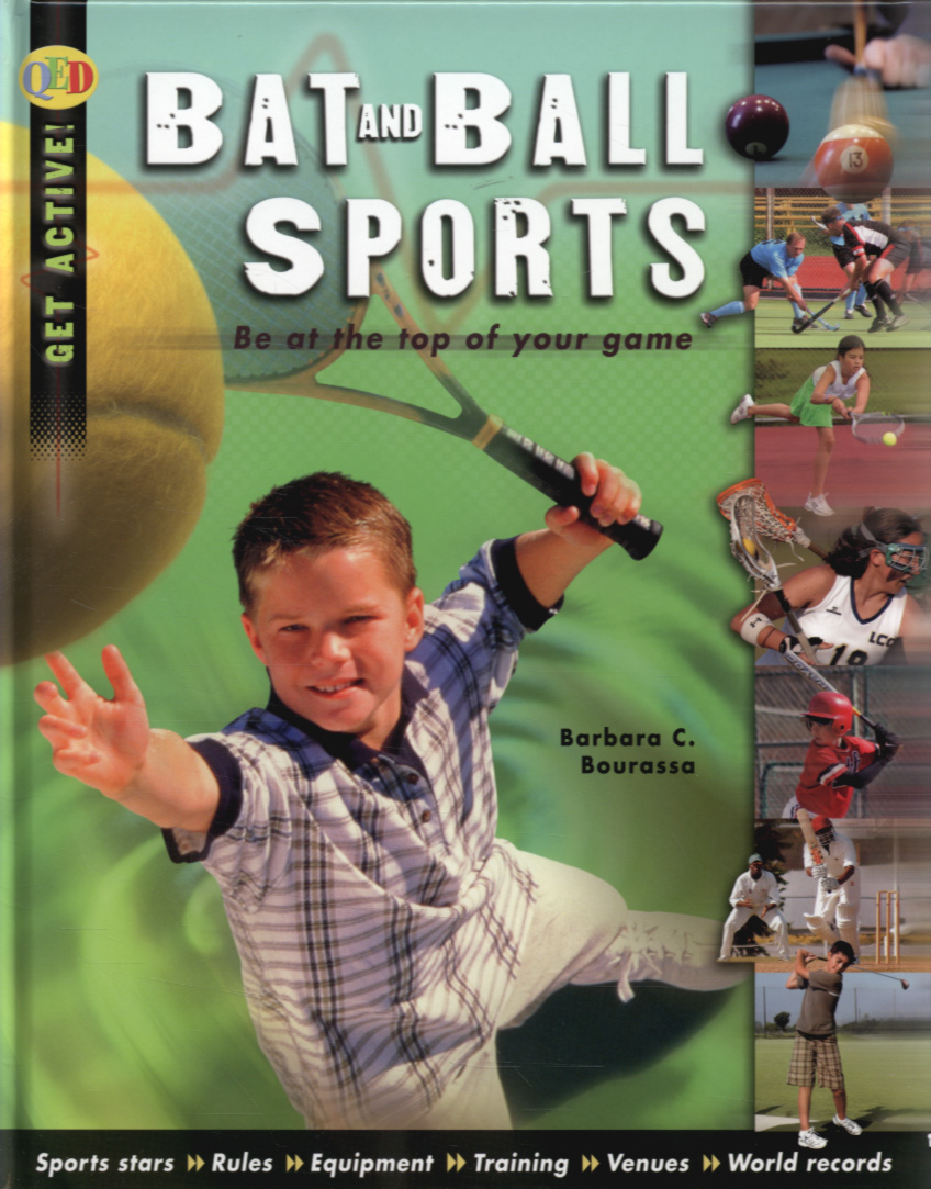 Image for Bat and ball sports