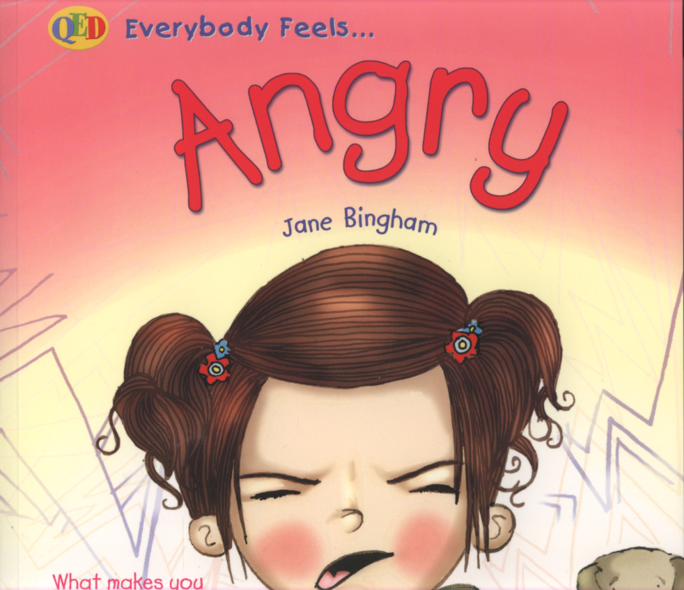 Image for QED everybody feels angry