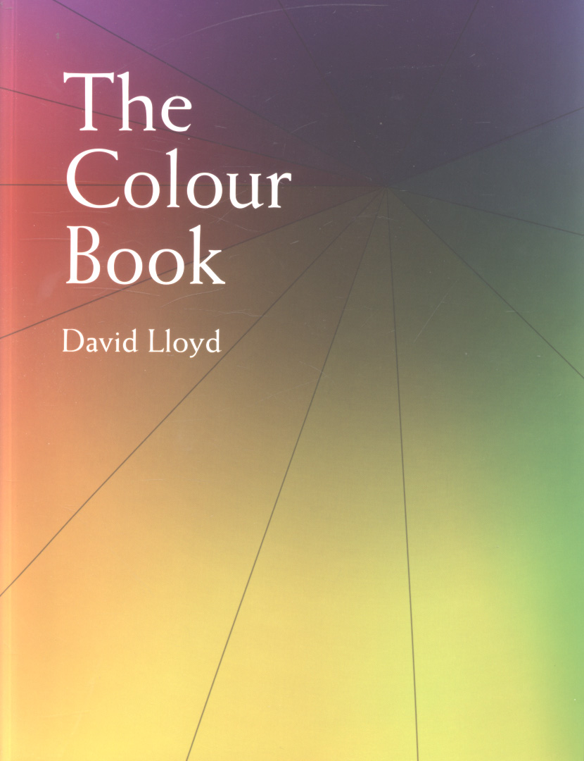 Image for The colour book