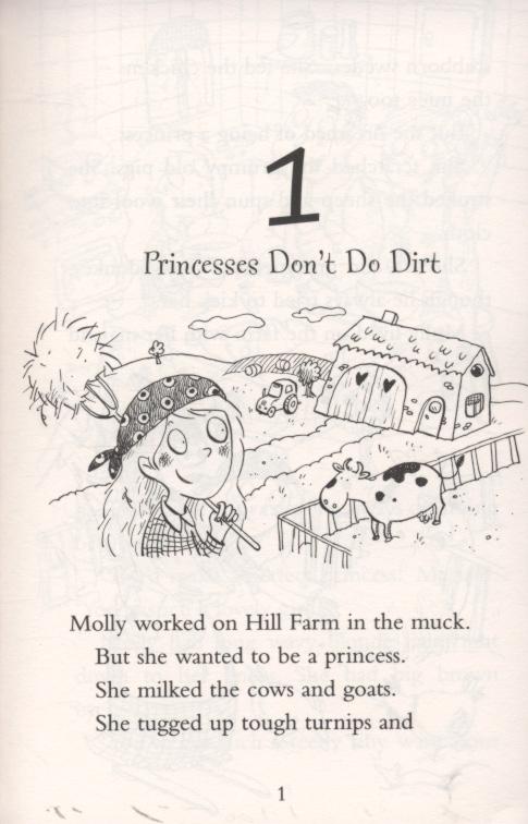The practical princess by Lisle, Rebecca (9781842707777