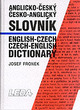 Image for English-Czech / Czech-English dictionary : Thumb Index