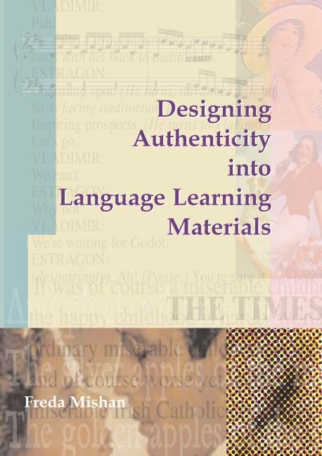 Image for Designing authenticity into language learning materials