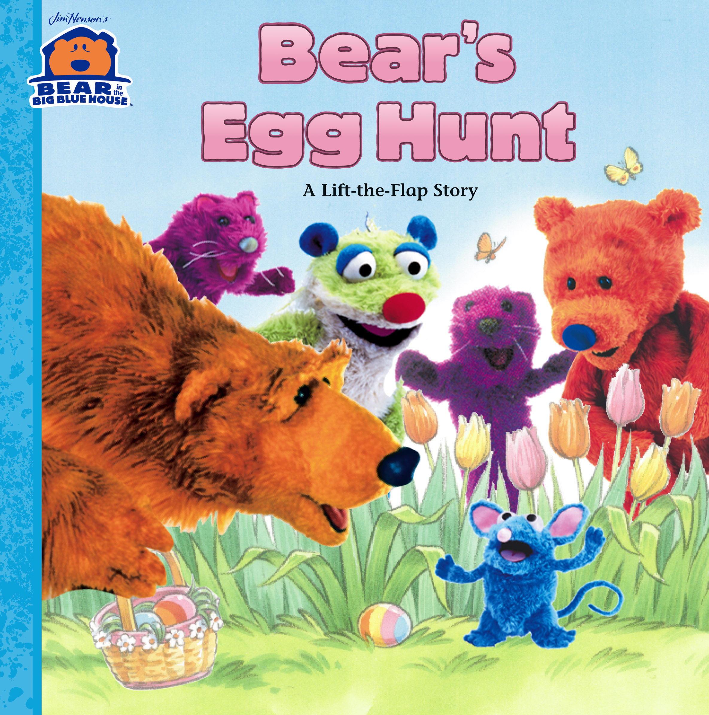 Bear's egg hunt : a lift-the-flap story
