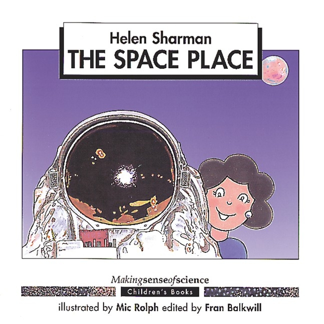 Image for The space place