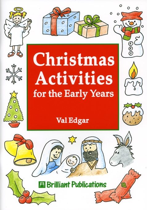 Image for Christmas activities for the early years