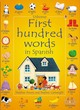 Image for First hundred words in Spanish