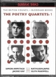 Image for The poetry quartets8: Charles Causley, David Constantine, Lavinia Greenlaw, Andrew Motion
