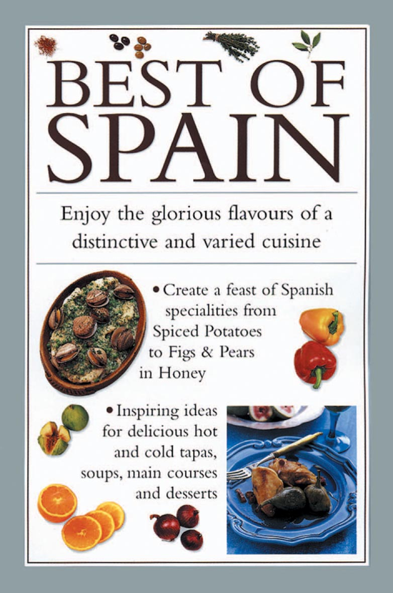 Image for Best of Spain