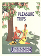 Image for Pleasure trips by Underground