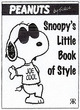 Image for Snoopy's little book of style