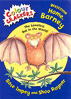 Image for Welcome home, Barney  : the loneliest bat in the world!