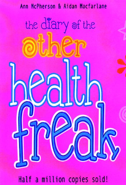 Image for The diary of the other health freak