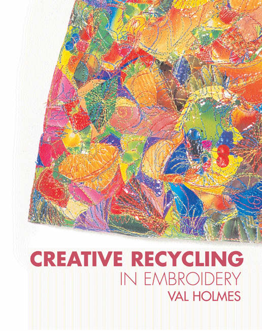 Image for Creative recycling in embroidery