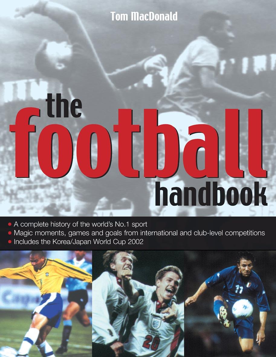 Image for The football handbook