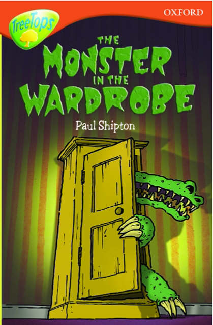 Image for The monster in the wardrobe