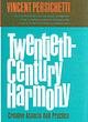 Image for Twentieth-century harmony  : creative aspects and practice