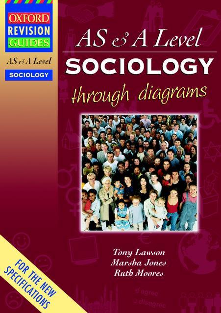 Advanced Sociology Through Diagrams By Jones  Marsha