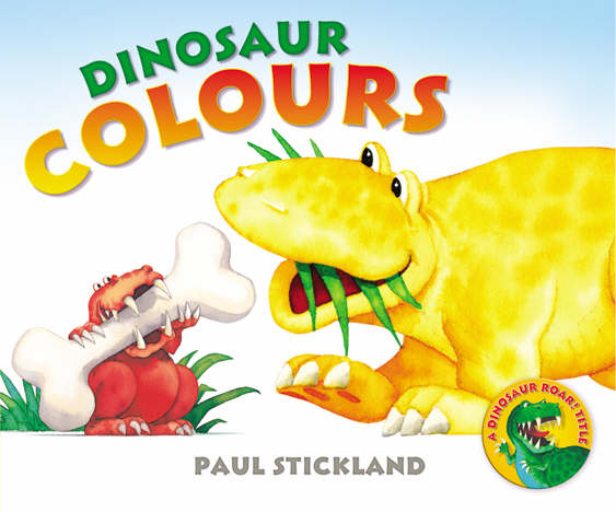 Image for Dinosaur colours