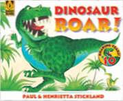 Image for Dinosaur roar!