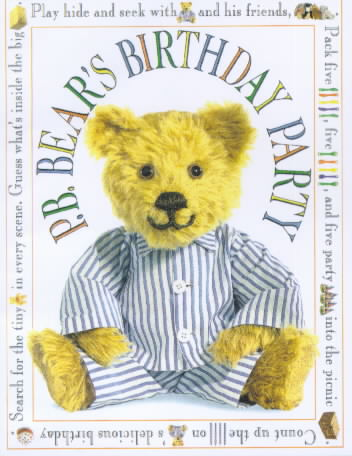 Image for P.B. Bear's birthday party
