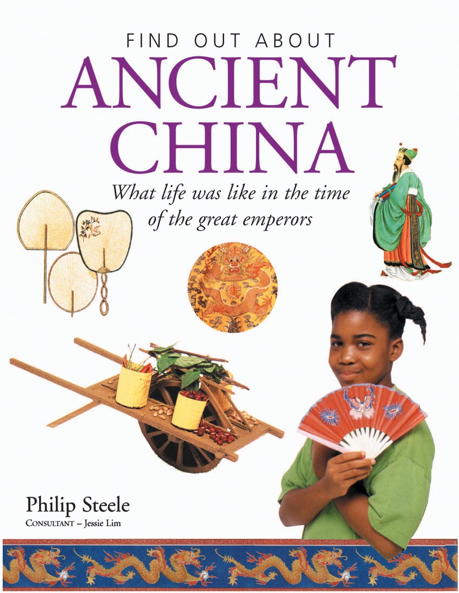 Image for Find out about ancient China  : what life was like in the Chinese Empire