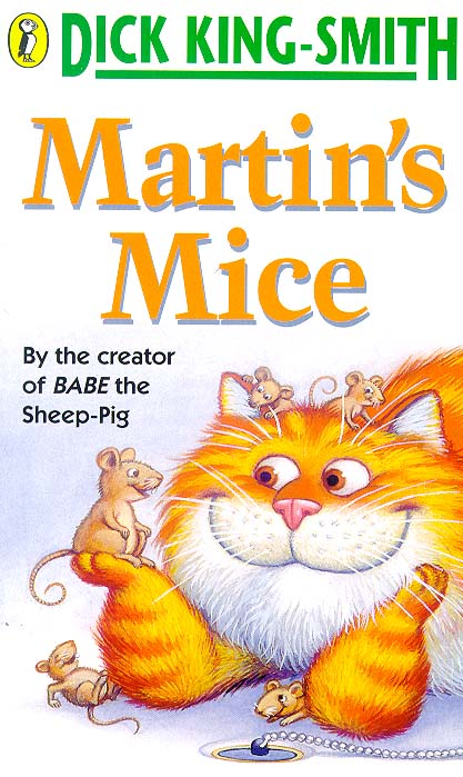 Image for Martin's mice