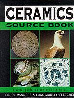 Image for Ceramics source book  : a visual guide to a century of ceramics