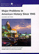 Image for Major problems in American history since 1945  : documents and essays