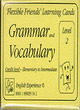Image for Grammar and vocabularyLevel 2 : Level 2 : Learning Cards