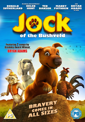 JOCK OF THE BUSHVELD (2011) poster