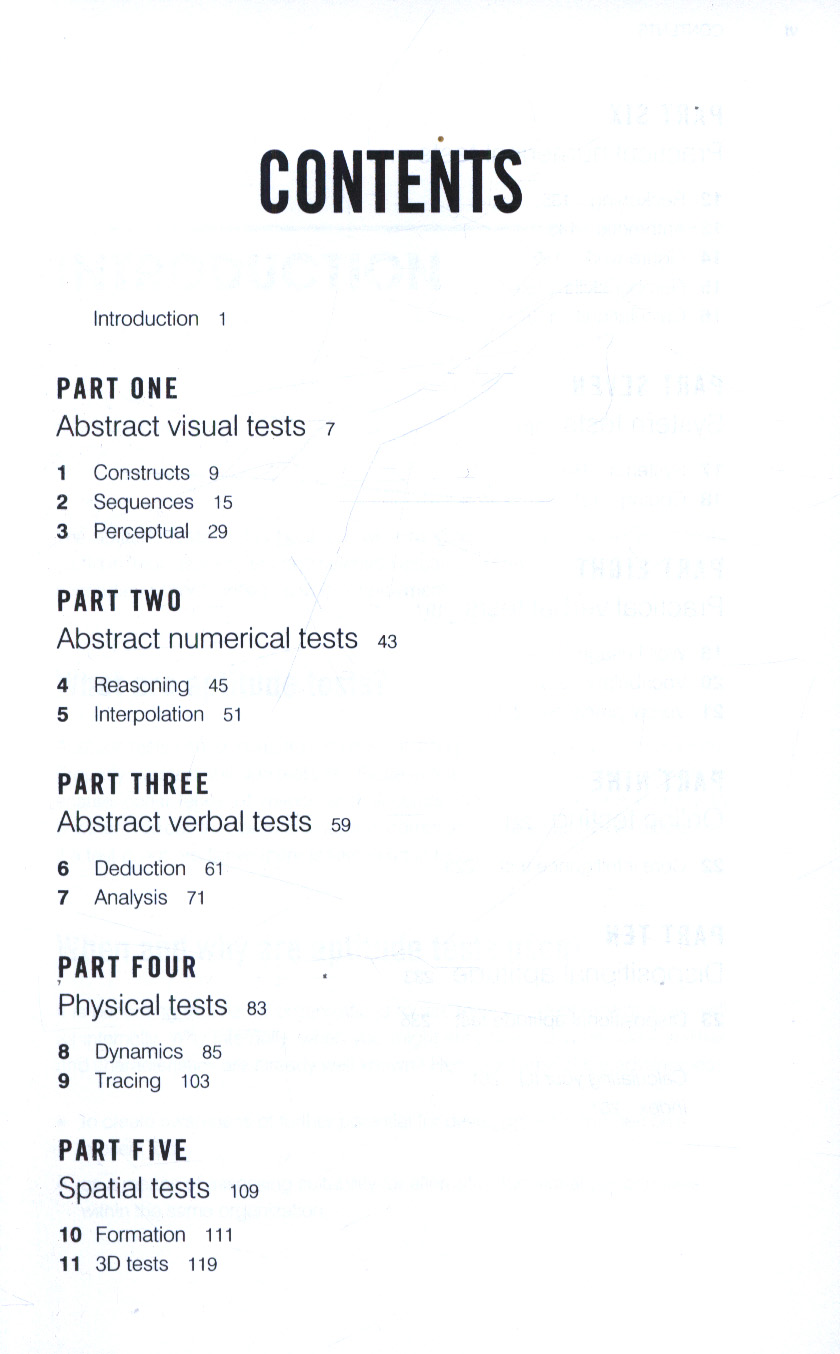 Ultimate aptitude tests : over 1000 practice questions for abstract