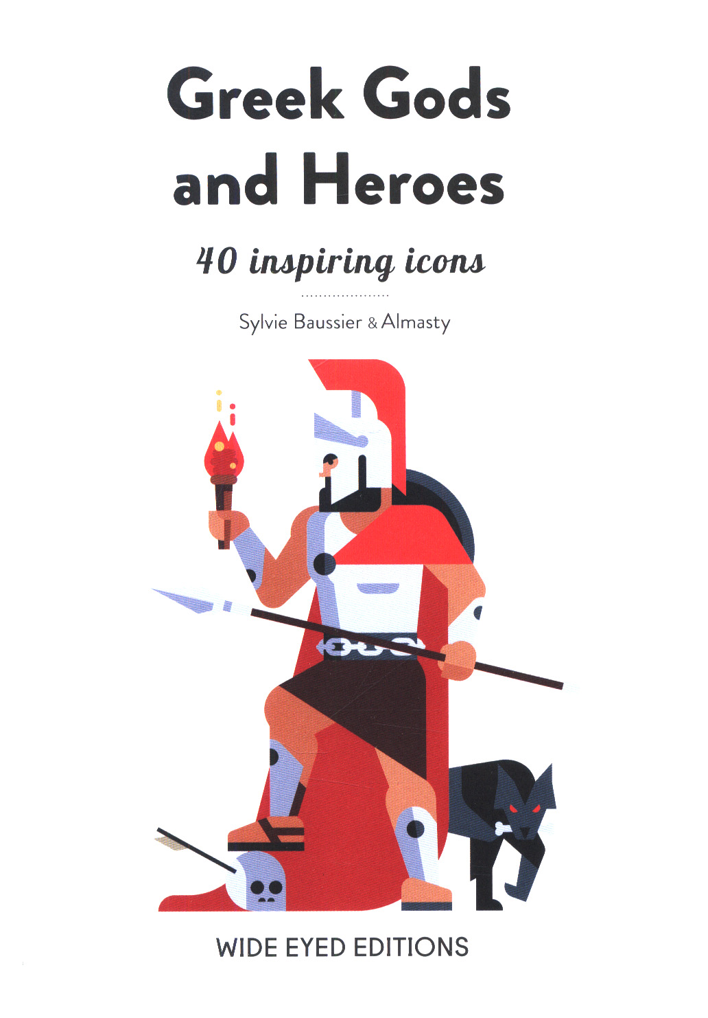 Greek gods and heroes by Baussier, Sylvie (9781786031471) | BrownsBfS